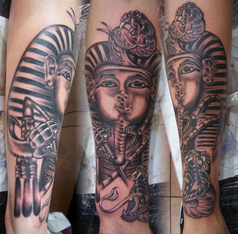 Eammon Joe Panda Now Tattooing At Wild At Heart Queen St