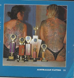 Aus Tattoo '92 R'ton